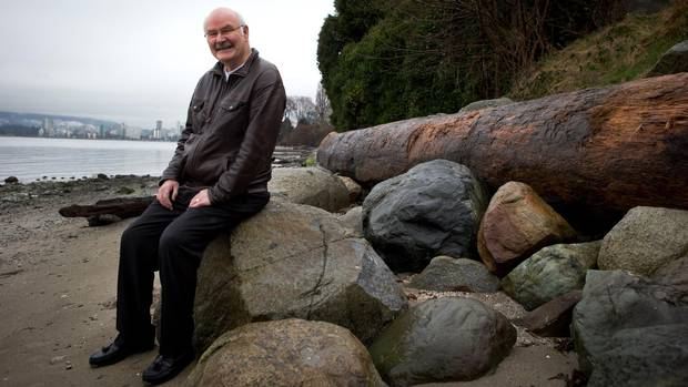 Mike Harcourt (Image Courtesy: The Globe and Mail